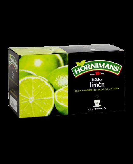 Té Sabor Limón Hornimans