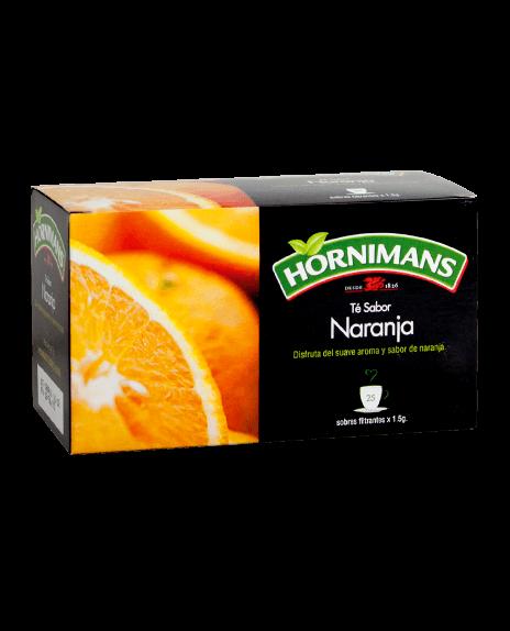 Té Sabor Naranja Hornimans