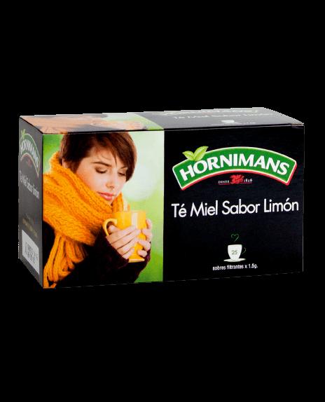 Té Miel Sabor Limón Hornimans