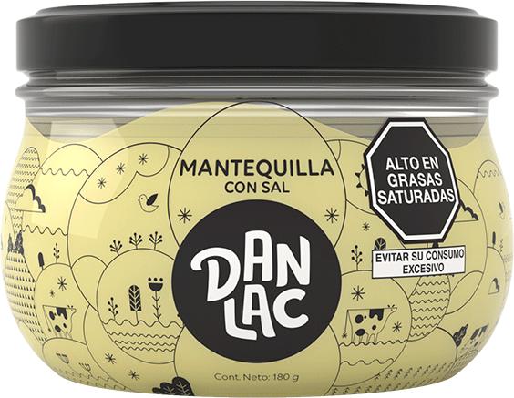 Mantequilla Danlac